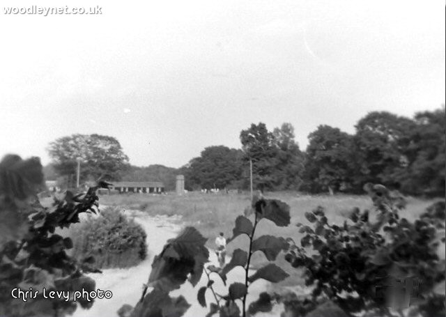 Entrance to Ganger Camp, Braishfield Rd. 1957