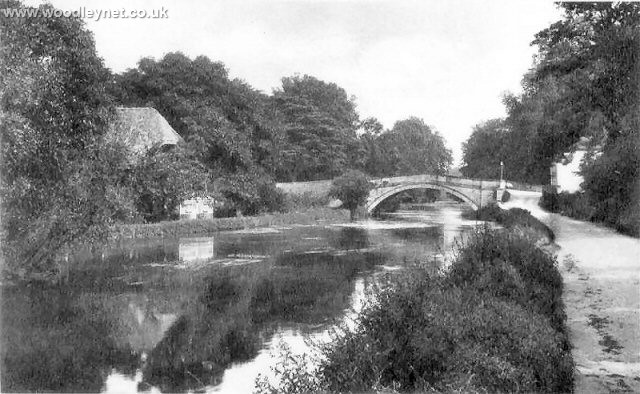 Middlebridge Over The Test Romsey