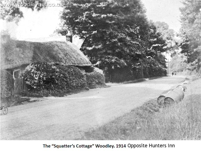 Squatters Cottage Woodley Hunters