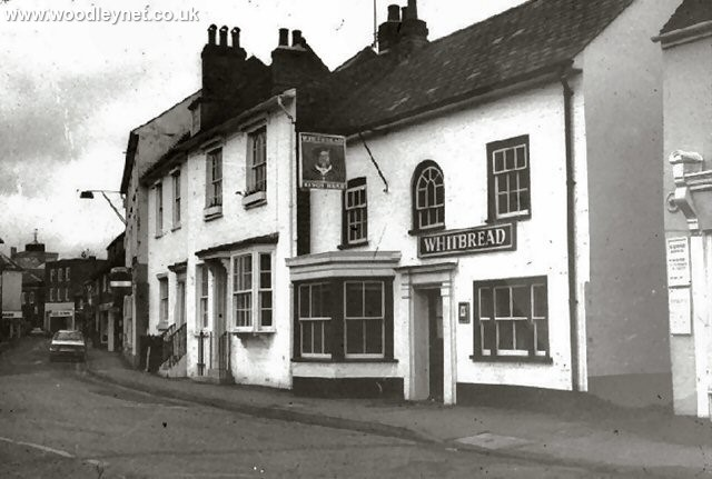 Kings Head, The Hundred 1974 (Now Berties)