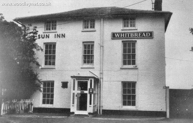 The Sun Inn, Romsey
