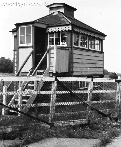 Mottisfont Signal Box